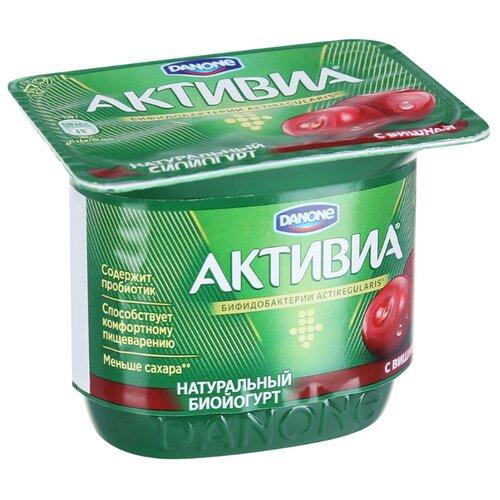 Активиа йогурт с вишней 2.9%