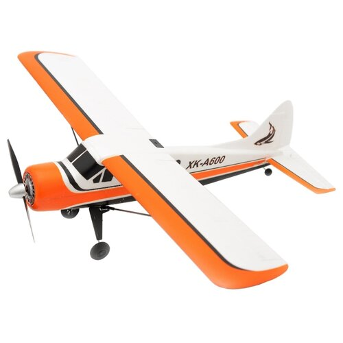 Самолет Xk-innovations DHC-2 dhc 2 beaver eps 680mm pnp without battery