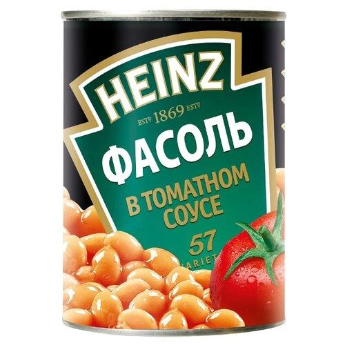 Фасоль Heinz белая в томатном heinz фасоль в томатном соусе 415 г