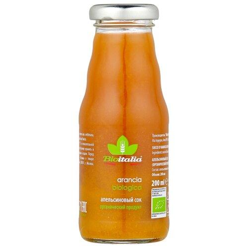 Сок Bioitalia Апельсиновый без