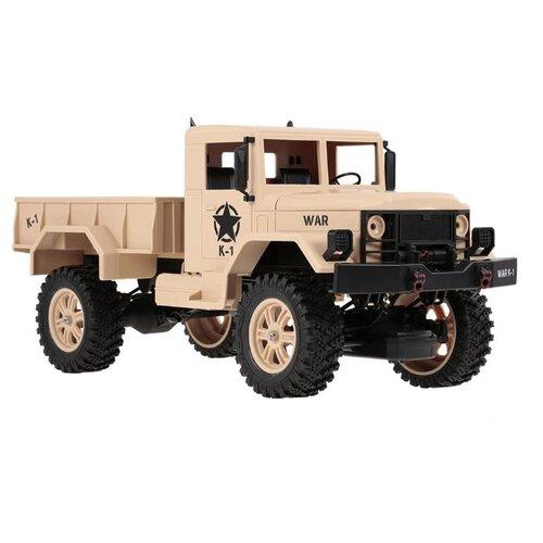 Грузовик WL Toys WLT-124302 аккумулятор wl toys q242 3 7 v 400 mah wlt q242 g 06
