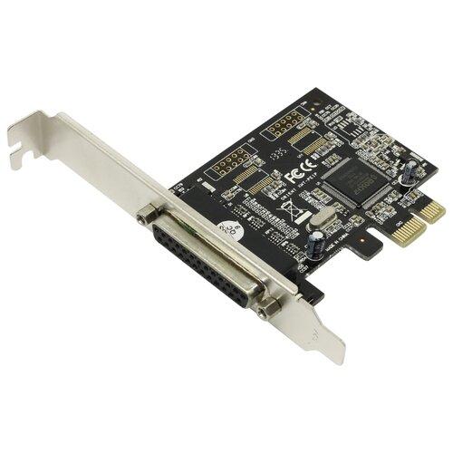 LPT контроллер ORIENT XWT-PE1PV2 контроллер pci e orient xwt pe1s1pv2 com lpt oem