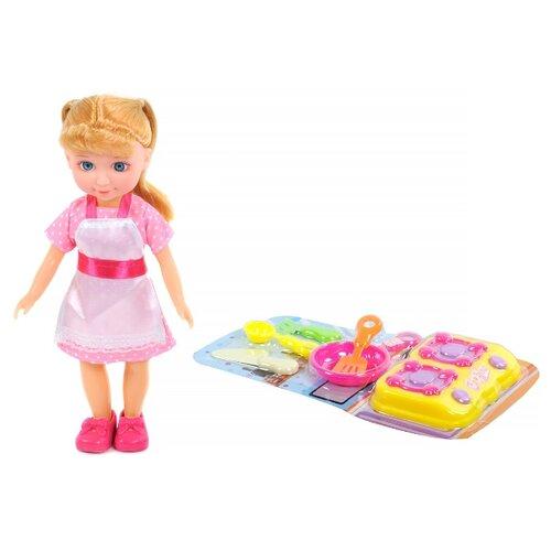 Кукла Yako Jammy с кухонным кукла yako m6579 2