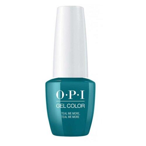 Гель-лак OPI GelColor Grease 15 opi гель лак gelcolor 15 мл 95 цветов mod about you