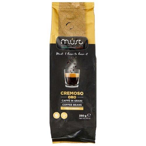 Кофе в зернах Must Cremoso Oro