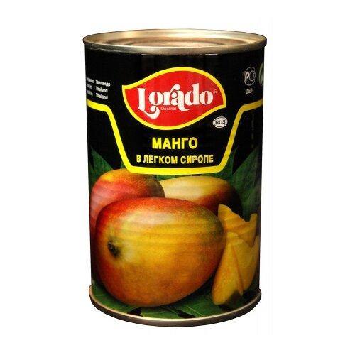 Манго Lorado в легком сиропе