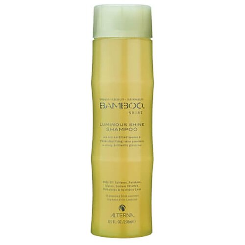 Alterna шампунь Bamboo Shine эмульсия alterna lengthening hair and scalp elixir 50 мл