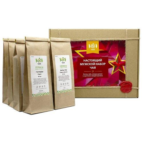Фото - Чай 101 чай Настоящий мужской чай