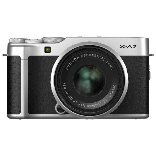 Фото - Фотоаппарат Fujifilm X-A7 Kit фотоаппарат fujifilm x t2 kit