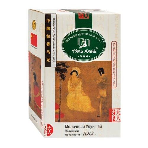 Чай улун Тянь-Жень Молочный