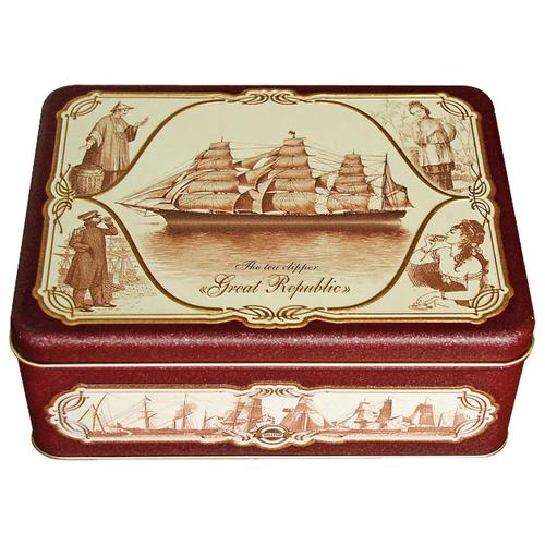 Чай Hilltop Морская шкатулка hilltop чайные истории набор черного и зеленого листового чая шкатулка