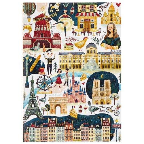 Подписные издания Тетрадь Paris фото