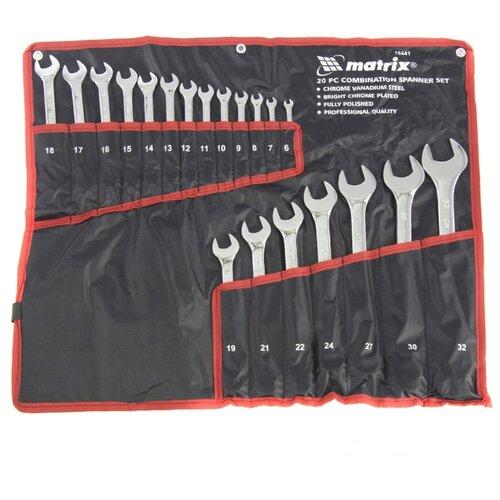 Набор инструментов Matrix 15441 набор инструментов matrix 11579