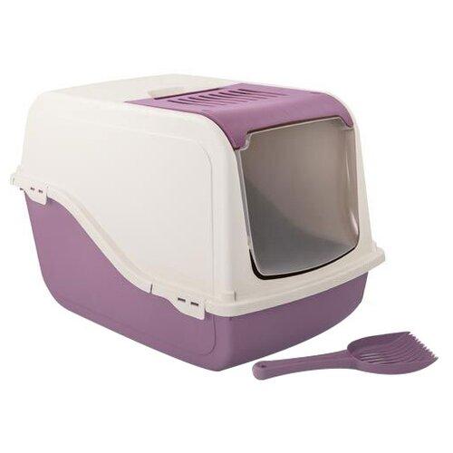 Фото - Туалет-домик для кошек MP туалет