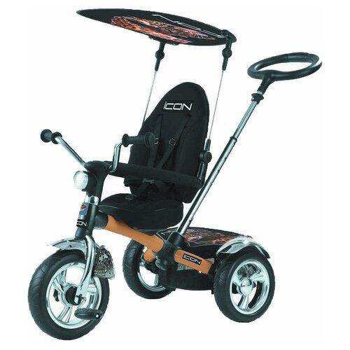 Фото - Трехколесный велосипед Icon 3 полесье велосипед трехколесный дидактик 3 46598 цвет в ассортименте