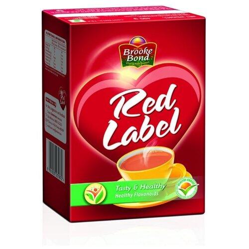 Чай чёрный Brooke Bond Red Label