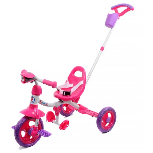 Трехколесный велосипед Kinder pop songs fur kinder 5 cd