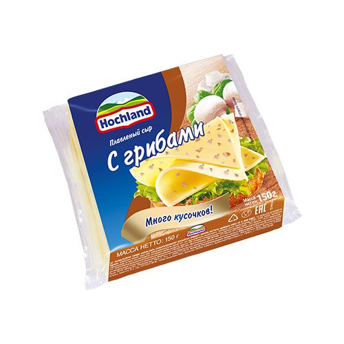 плавленый сыр hochland сливочный 400 г Сыр Hochland Плавленый с