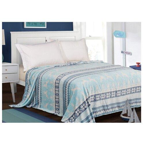 Фото - Плед Cleo Вирджиния 200x220 см bedding set полутораспальный cleo sk 15 342
