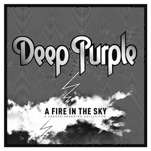 Deep Purple. A Fire In The Sky engrained engrained deep rooted
