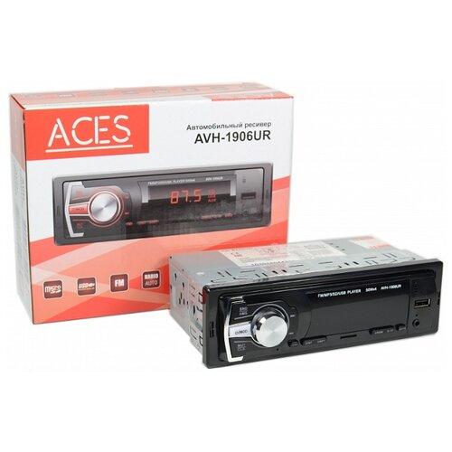 Автомагнитола ACES AVH-1906UR