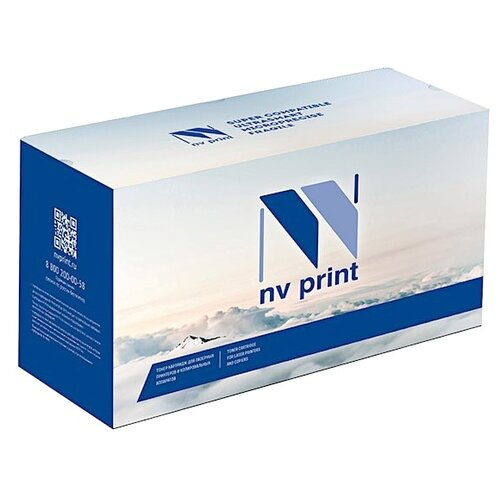 Фото - Картридж NV Print 054 Cyan для средство для уборки санитарных помещений 5 л pro brite alfa gel кислотное концентрат гель 054 5