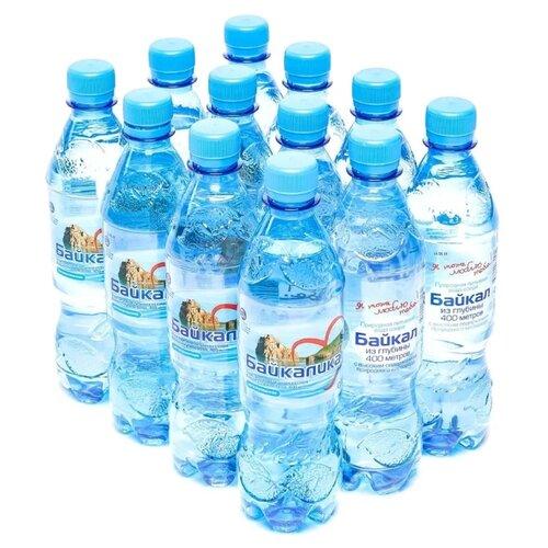 Вода питьевая Байкалика