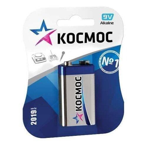 Фото - Батарейка КОСМОС KOC6LR61MAX1BL батарейка космос 6f22 крона