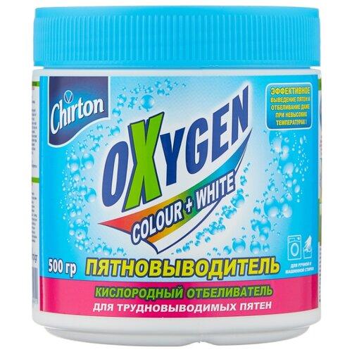 Chirton Oxygen отбеливатель - отбеливатель кислородный для белья oxy chirton 500 г