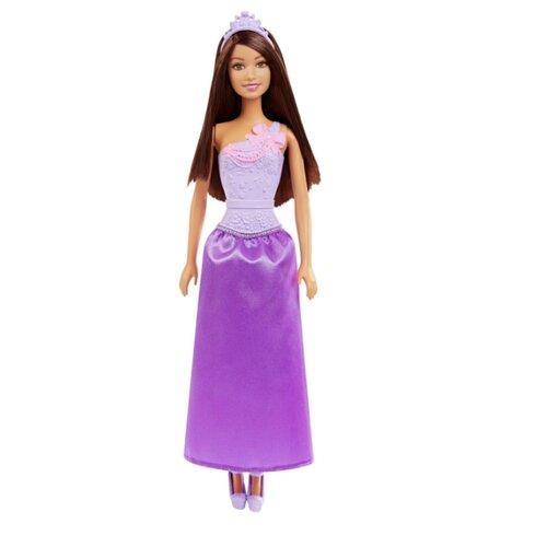 Кукла Barbie Принцесса Брюнетка