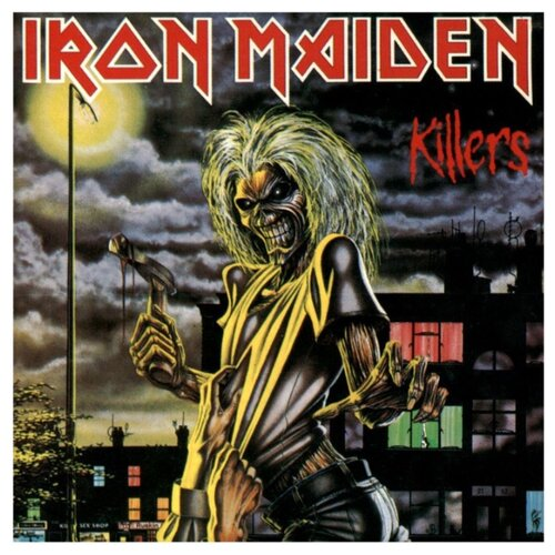 Iron Maiden. Killers LP