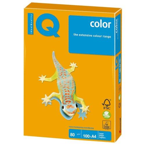 Фото - Бумага Iq Color А4 80 Г м2 100 biosilk шампунь шелковая терапия 207 мл
