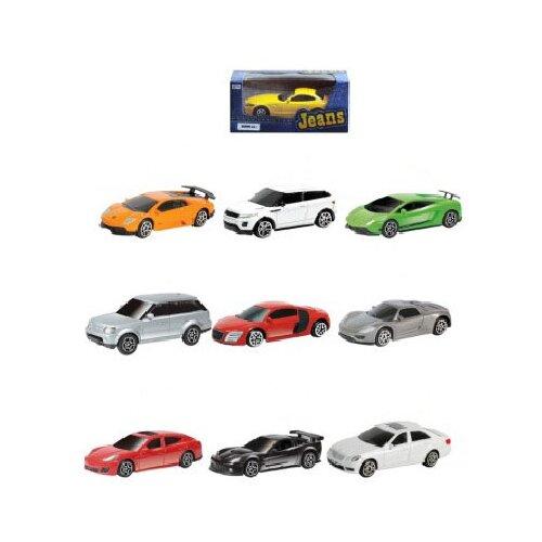 Машинка Autotime Autogrand Boom autotime машинка коллекция top 100 real 2