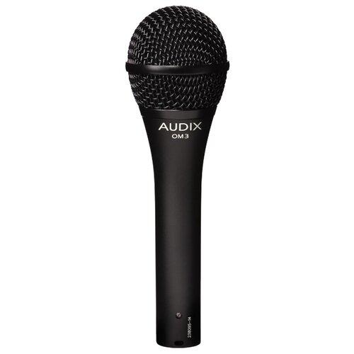 универсальный инструментальный микрофон audix d4 Микрофон Audix OM3