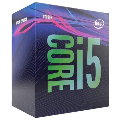 Процессор Intel Core i5-9500 процессор intel i5 4590 cpu 3 3ghz