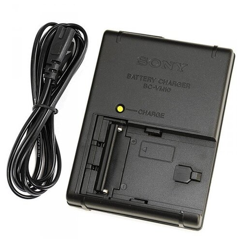 Фото - Зарядное устройство Sony BC-VM10 зарядное устройство camelion bc 1001a