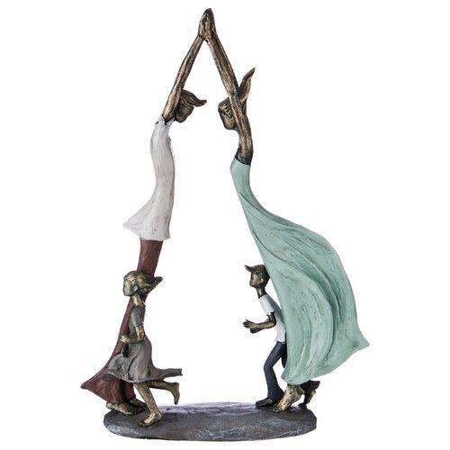 Статуэтка Lefard Семья 37 см корзина для пикника lefard 37 29 15 33 см