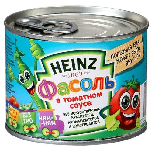 Фасоль Heinz в томатном соусе heinz фасоль в томатном соусе 415 г