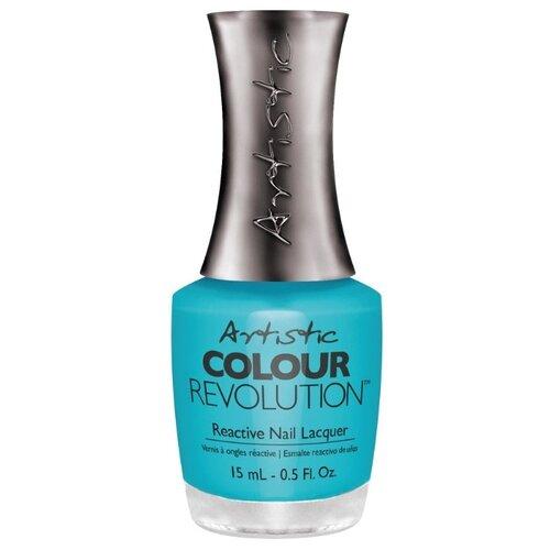 Лак Artistic Nail Design Color лак artistic nail design color revolution nail lacquer 15 мл оттенок devil wears nada