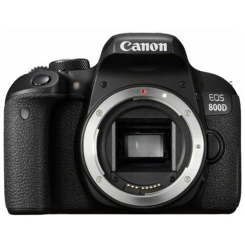 Фото - Фотоаппарат Canon EOS 800D Body фотоаппарат canon eos 800d kit 18 55 is stm