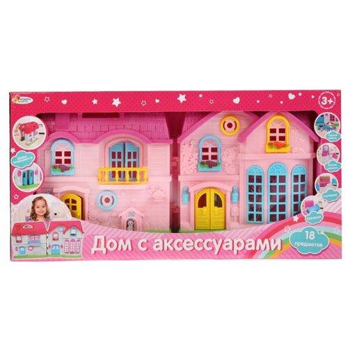 Играем вместе Дом для кукол с дом для кукол мой дом алина 4108