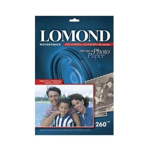 Фото - Бумага А4 для струйных пленка прозрачная lomond а4 100мик 10шт 210х297 прозрачная 0705411