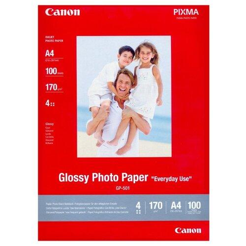Фото - Фотобумага Canon GP-501 canon фотобумага глянцевая 2311b019
