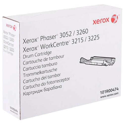 Фото - Фотобарабан Xerox 101R00474 фотобарабан xerox 108r00777