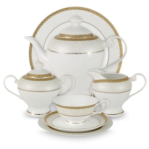 Сервиз чайный Anna lafarg Emily серьги anna slavutina anna slavutina mp002xw13ulw