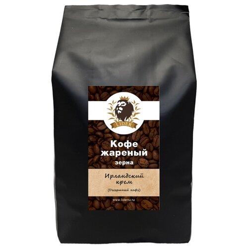 Кофе в зернах Lider Ирландский