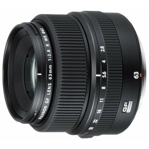 Фото - Объектив Fujifilm GF 63mm f 2.8 объектив