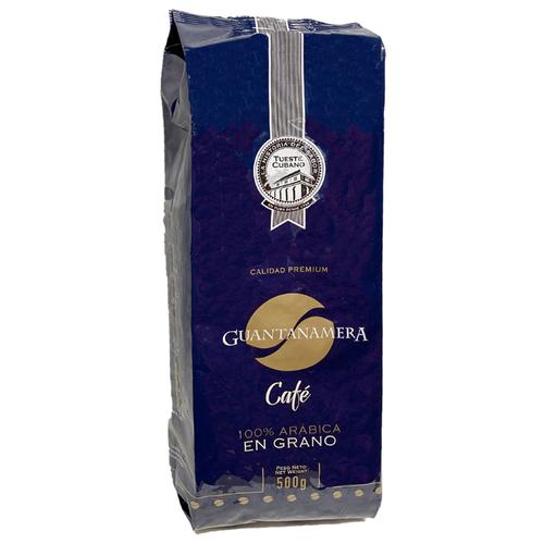 Кофе в зернах Guantanamera