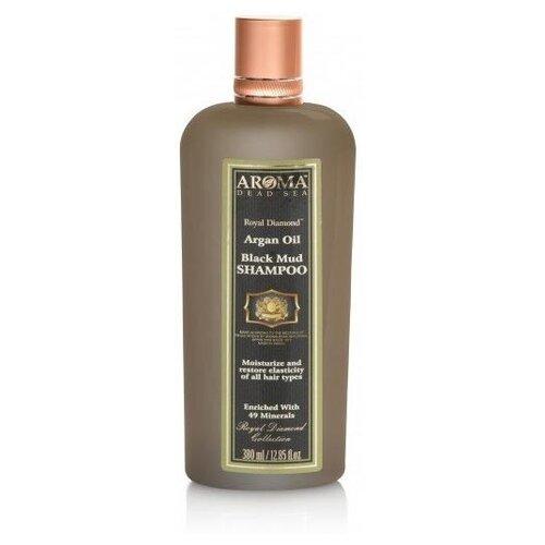 Фото - Aroma Dead Sea шампунь Argan aroma dead sea гель эффективный