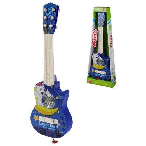 Наша игрушка гитара 641670 игрушка